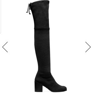 Stuart Weitzman Tieland Over-the-knee Boots